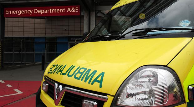 Police are appealing for witnesses who saw the man move the ambulance in Pelican Lane, Newbury