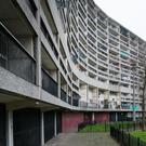 Cables Wynd House, better known as the Banana Flats, in Leith has been recognised for its design (Historic Environment Scotland/PA Wire)