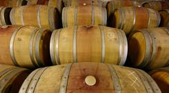 There is only one barrel-maker left in England