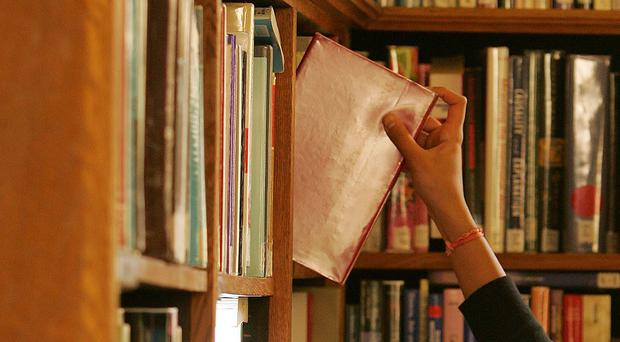 A book by an author from Northern Ireland is in the running for a prestigious literary prize. (stock picture)