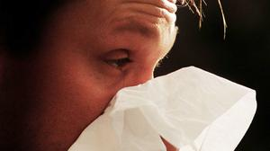 The HSE is urging people in high-risk groups to get the flu vaccine.