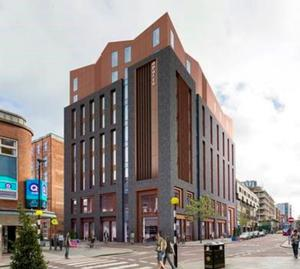 Leased: The new aparthotel on Belfast's Queen Street