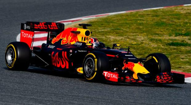 First Derivatives has developed its software for the Red Bull F1 team.