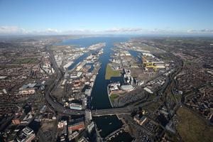 W&R Barnett which operates at Belfast harbour has recorded a strong performance