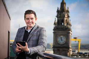 Investment: Ian Megahey, sales director, WorkPal