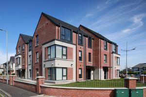 Choice Housing's existing housing schemes include Donard Street in Newcastle. Now it's acquiring another 429 homes from VHE