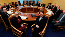 The Stormont Executive faces having to make tough choices