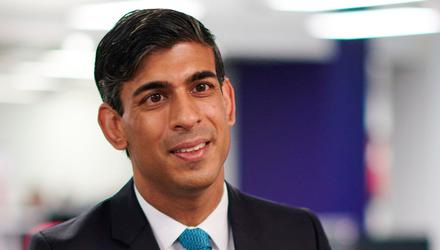 Change: Chancellor Rishi Sunak will be following the situation closely