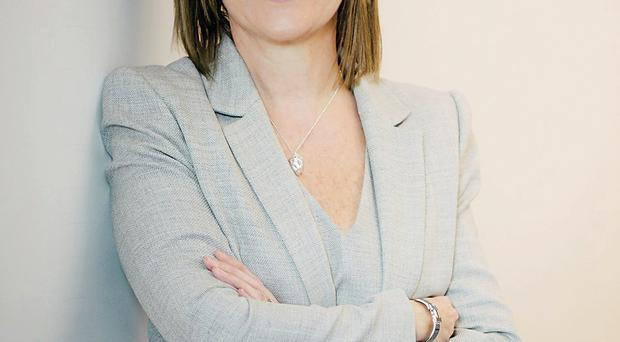 Ann McGregor, CEO of Northern Ireland Chamber of Commerce