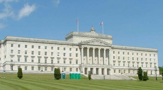Its introduction is dependent upon full implementation of the Stormont House Agreement, including a Budget, and welfare reform.
