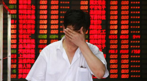 World markets have been volatile