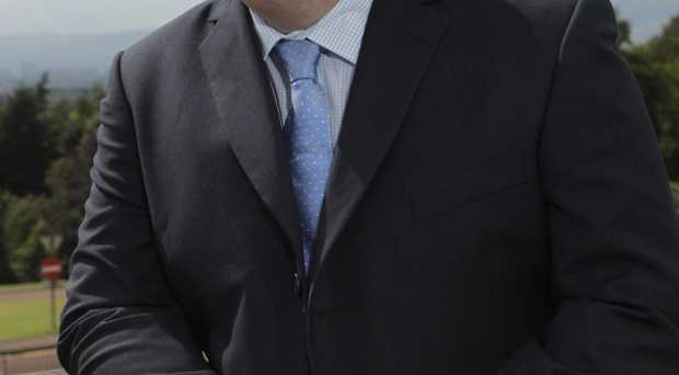 Dr Stephen Farry, Employment and Learning Minister
