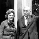 Past PM Harold Wilson had experience in working in the field of economics