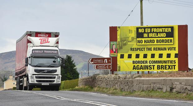 The prospect of a hard border between Northern Ireland and the Republic is not welcomed by all