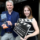 Steve Carson and Sarah McCaffrey remind NI production firms of Friday's deadline for entry to the RTS NI Awards