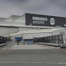 Bombardier's Airport Road factory in Belfast