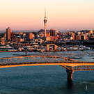 Auckland is described as New Zealand's global city