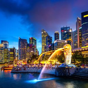 Opportunities: Singapore is seen as the gateway to southeast Asia