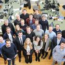 Twenty aspiring NI technology innovators who are embarking on Ignite NI's Propel pre-accelerator programme