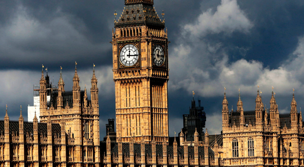 Taxing: Westminster will have a major role