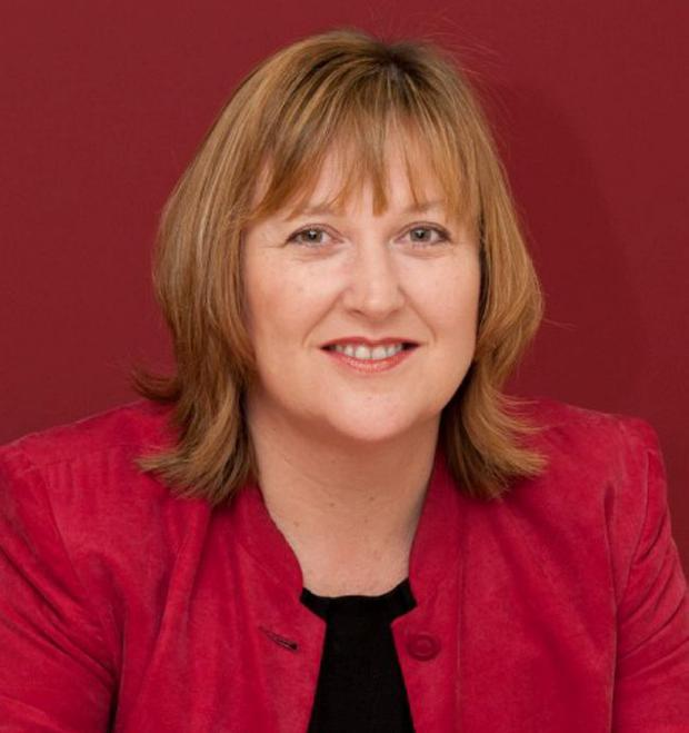 Women in Business chief executive Roseann Kelly