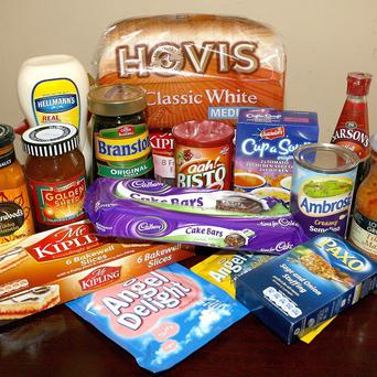 Premier Foods, which owns Bisto gravy, said the UK grocery market remained highly competitive
