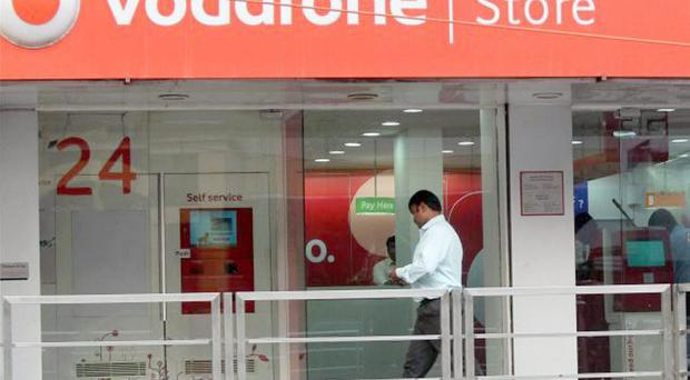 Vodafone is feeling the pressure in Europe