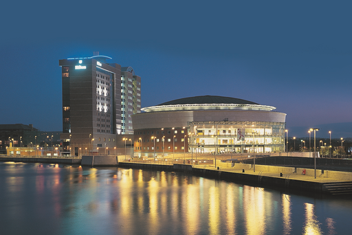 A £30m revamp to the Waterfront Hall should help Belfast attract more international conferences to the city