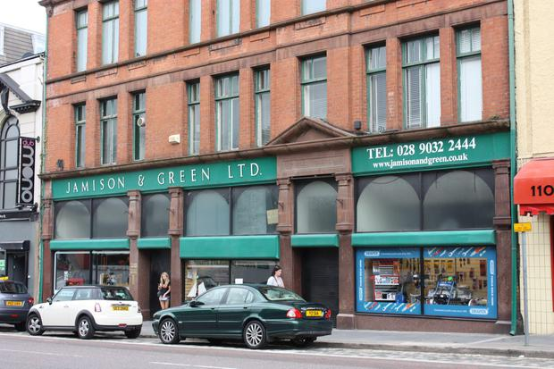 For sale: Ann Street premises
