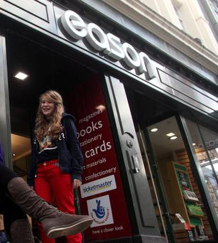 Eason is closing its Ballymena store
