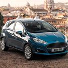 7. 77 Ford Fiestas were sold