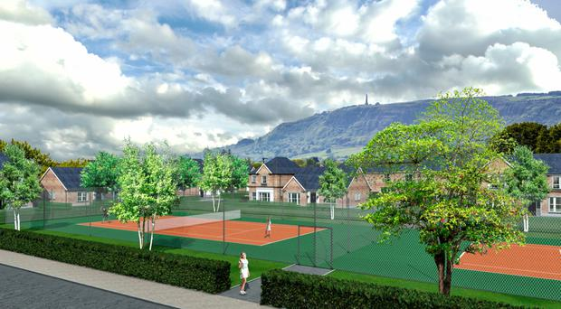 Northern Ireland's first retirement village plan will go on public display today