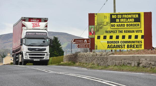 Brexit will affect trading in Northern Ireland and the Republic