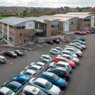 Beechill Business Park, Belfast, which is also on the market