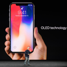 x Phil Schiller, senior vice president of worldwide marketing at Apple Inc., speaks about the iPhone X