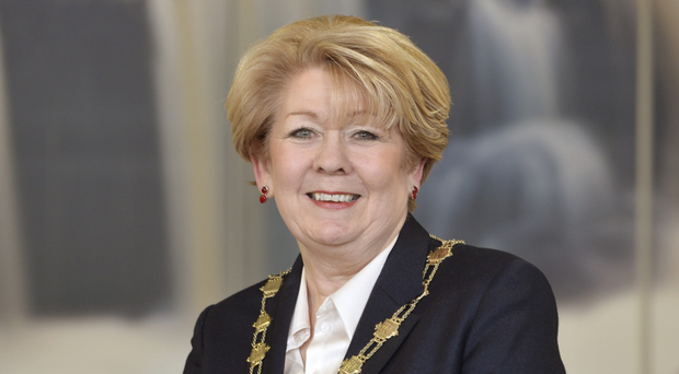 Eileen Ewing is President of the Law Society of Northern Ireland