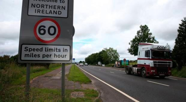 The post-Brexit transition agreement has not yet decided on how to avoid a hard border in Nothern Ireland