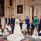 The official wedding photographs of Princess Eugenie and husband Jack Brooksbank