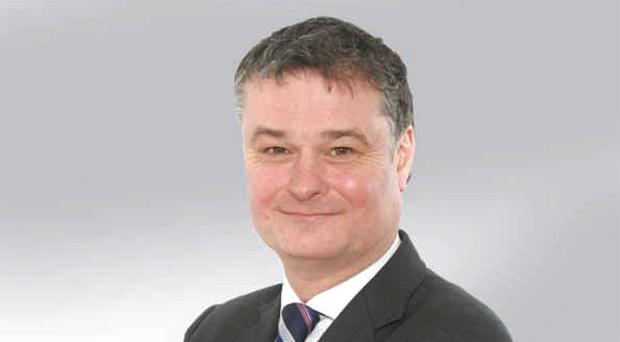 NIIB managing director James McGee