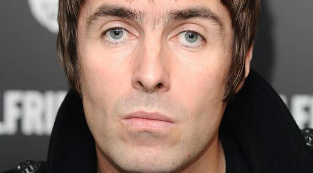 Fashion brand: Liam Gallagher