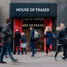Some House of Fraser stores are set for a luxury makeover from this year