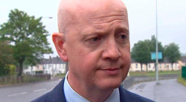 Comber-based UUP councillor Philip Smith