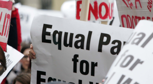 Campaigns for equal pay have been stepped up in recent years