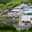 The Linwoods factory in Co Armagh