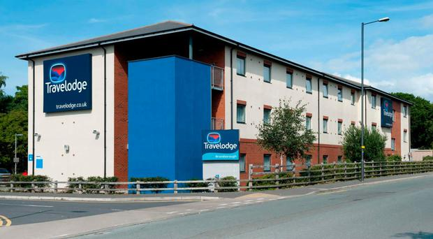 Hotel chain Travelodge is cashing in on business travellers and budget-conscious holidaymakers looking for a bit more luxury, according to the company's latest results