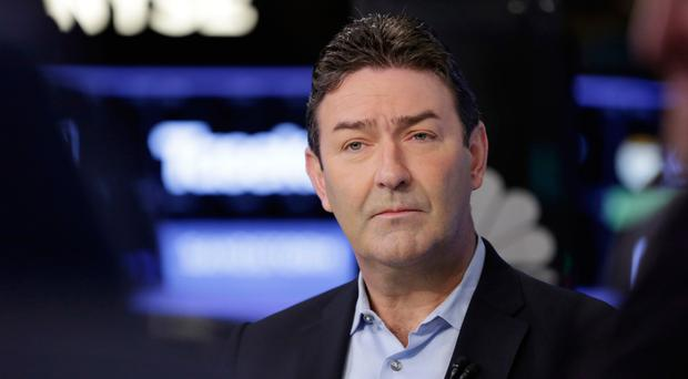 McDonald's CEO Steve Easterbrook who has been dismissed