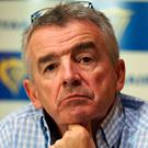 Press conference: Michael O'Leary