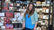 Looking to the future: Marketing director Maoliosa Connell in the Avoca store in Belfast