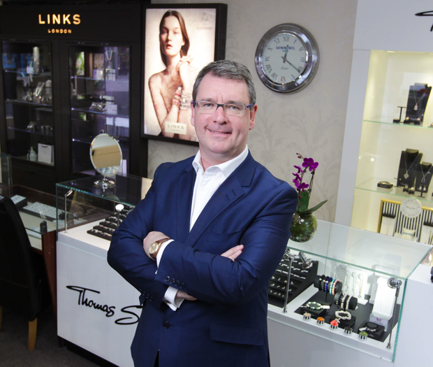 Jim Conlon will have much to celebrate next year as Midas marks 40 years in business