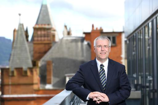 Richard Donnan, head of Ulster Bank, Northern Ireland